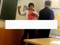 В Северодвинске отстранили от работы учительницу физкультуры, которая наказывала учеников скакалкой (ВИДЕО)