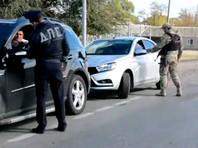 Женщина совершила самоподрыв возле контрольно-пропускного пункта полиции на окраине Грозного