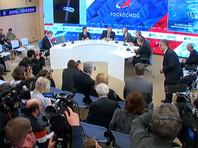 """Роскосмос никогда не обвинял астронавтов NASA в проделывании дыры в """"Союзе"""", сказал Рогозин"""