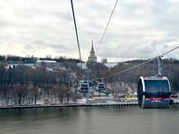 Новая канатная дорога в Москве сломалась на второй день работы. Обвинили хакеров
