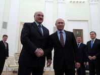 """Путин пригласил Лукашенко обсудить спорные вопросы за """"предновогодним обедом"""""""