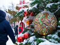 Тверскую улицу закрывают для автомобилистов на трехдневные новогодние гулянья (ПРОГРАММА)