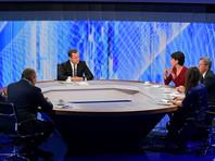 """Медведев рассказал телеканалам о """"выстраданной"""" пенсионной реформе и пообещал рост пенсий аж на 6 тысяч за шесть лет"""