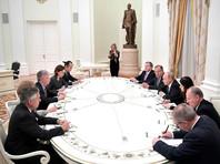 """По его словам, в этом году """"удалось подразвить диалог"""" между секретарем Совета безопасности России Николаем Патрушевым и помощником президента США по национальной безопасности Джоном Болтоном, которые провели серию переговоров - в Женеве в июне, а затем в Москве в августе и октябре"""