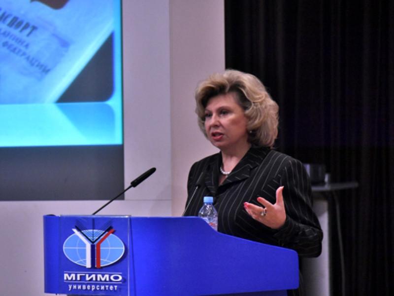 Москалькова, два года назад поддержавшая закон о декриминализации побоев в семье, назвала его ошибкой