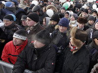 Социологические итоги года: в обществе растет социальное раздражение и недовольство властью, люди готовы к протестам