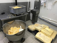 В подмосковной Рузе изъяли 10 тонн контрафактного сыра с кишечной палочкой