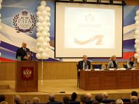 Председатель Следственного комитета РФ Александр Бастрыкин на международной научно-практической конференции во Всероссийском государственном университете юстиции (РПА Минюста России)