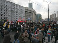 Госдума ввела штрафы и аресты за вовлечение детей в митинги