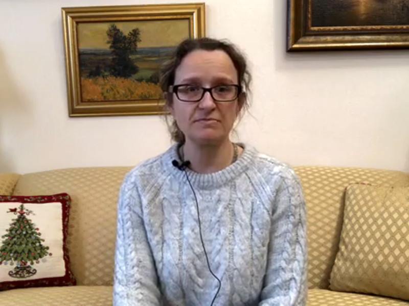 Руководитель консульского отдела Генерального консульства США в Екатеринбурге Огняна Иванова-Шрирам