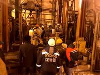 """Напомним, в субботу около 10 утра по московскому времени на строящемся четвертом стволе рудника """"Соликамск-3"""" """"Уралкалия"""" произошло задымление. По данным МЧС, речь не идет о вспышке метана в руднике"""