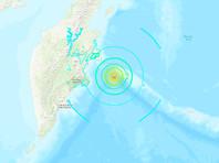 Сильное землетрясение произошло у берегов Камчатки, угрозу цунами отменили