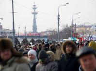 """Предсказавшие """"болотный протест"""" эксперты заявили, что россияне устали от сильной руки и """"державной"""" внешней политики"""