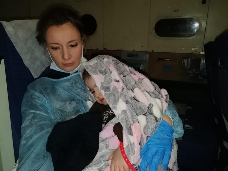 В Россию из Ирака вернули 30 детей, содержавшихся в тюрьме Багдада вместе с матерями, осужденными или находящимися под следствием по обвинению в терроризме