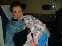В Россию из иракской тюрьмы вернули 30 детей, чьих матерей обвиняют в терроризме