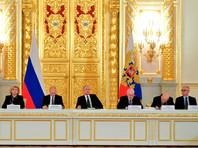 Путин: призывы к несанкционированным акциям ведут к событиям, подобным парижским
