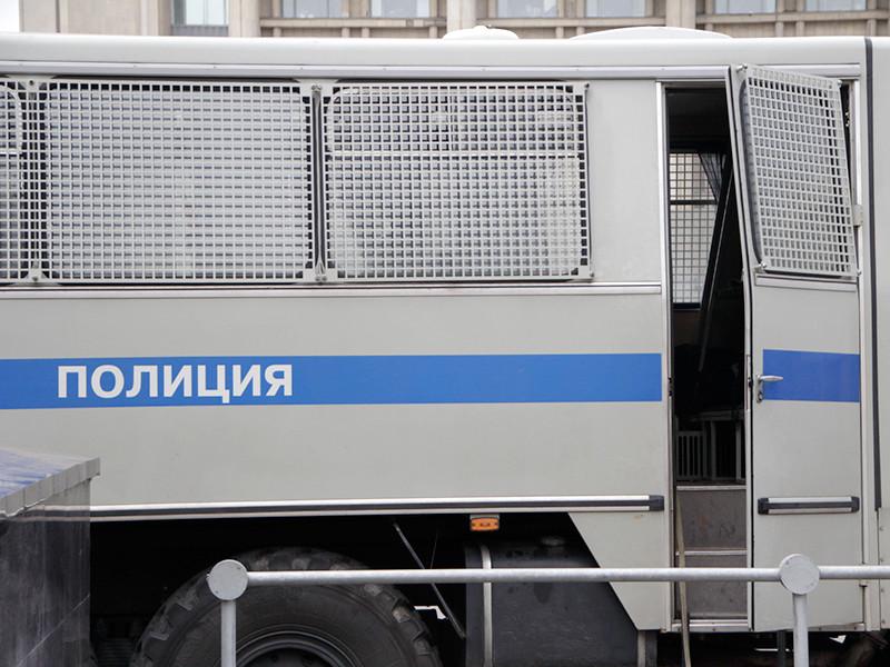 В Москве на Лубянской площади задержано несколько участников несогласованной акции