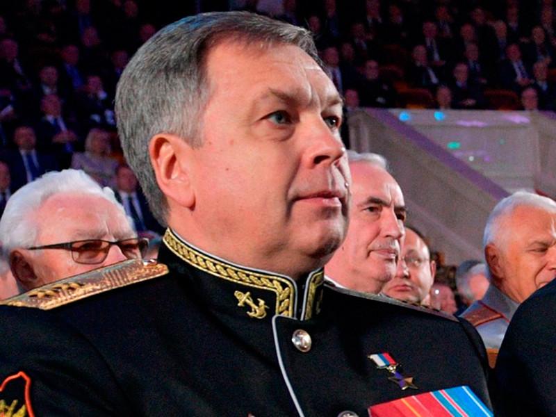 Начальником Главного управления (ГУ, бывшее ГРУ) Генерального штаба Вооруженных сил РФ назначен вице-адмирал Игорь Костюков
