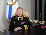 Главком ВМФ: у границ России размещено стратегическое оружие НАТО