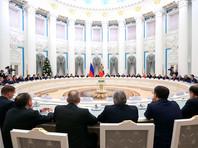 Володин на встрече с Путиным предложил оценить соответствие Конституции РФ реалиям