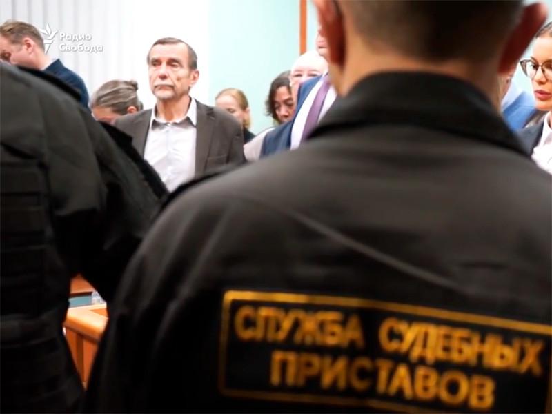 Лев Пономарев в Тверском районном суде