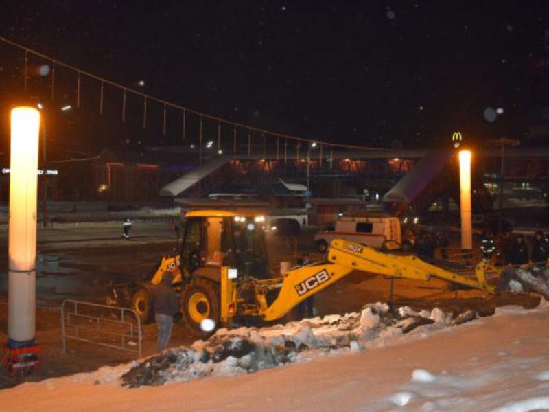 Аварийное отключение холодного водоснабжения произошло минувшей ночью в 703 многоквартирных домах Орла, без воды остались 70 тысяч человек