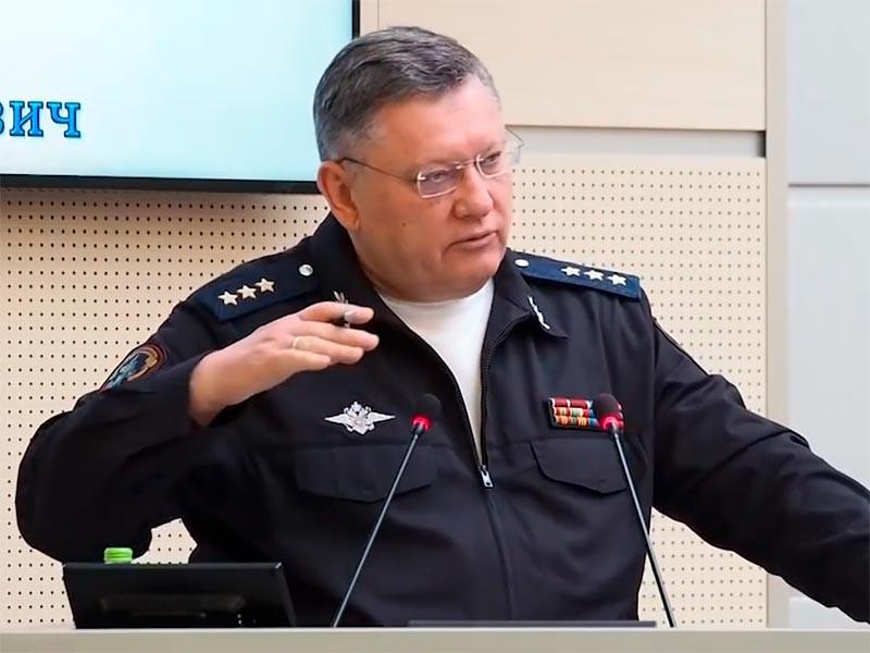 Заместитель главы МВД Игорь Зубов