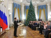 Премьер-министр РФ Дмитрий Медведев посетовал на то, что длинные новогодние праздники вредят экономике страны