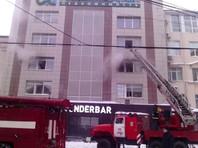 В одном из пермских бизнес-центров днем 17 января произошел пожар. Некоторые люди, спасаясь от огня и дыма, прыгали с третьего этажа. Пострадали несколько человек, двое в тяжелом состоянии