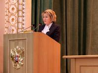 Матвиенко предложила наградить Чайку чином генерал-прокурора, чтобы запугать бизнес и обуздать рост цен