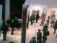 Дерзкое похищение картины Куинджи из Третьяковки: все приняли вора за сотрудника, он прятал шедевр на стройке (ВИДЕО, ФОТО)