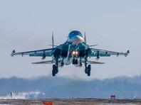 Два Су-34 столкнулись над Японским морем