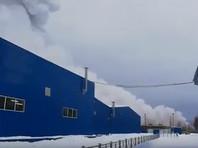 Взрыв раздался на химическом заводе под Петербургом (ФОТО, ВИДЕО)