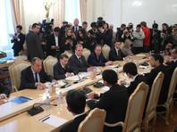 В Москве 14 января начались переговоры министров иностранных дел России и Японии по мирному договору между двумя странами