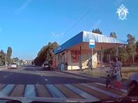 В Черкесске сотрудник ФСИН, сбивший на пешеходном переходе мать с двумя детьми, отказался выплачивать компенсацию (ВИДЕО)