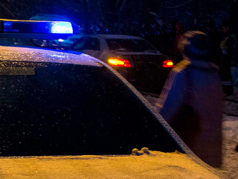 В Новой Москве на шоссе образовалась пробка в 4 км из-за столкновения восьми машин