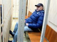Рауль Арашуков во время заседания в Басманном суде, 31 января 2019 года