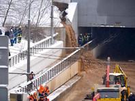 Версия: Тушинский тоннель затопило из-за нарушений при Лужкове