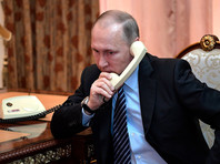 Путин и Макрон по телефону обсудили ситуацию в Сирии и на Украине. Лидера РФ призвали освободить украинских моряков и вернуть корабли