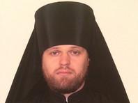 Иеродиакон Андрей Парфенов