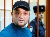 Руслан Арашуков во время заседания в Басманном суде, 31 января 2019 года
