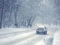 Самый продолжительный снегопад с начала зимы придет в Москву в субботу