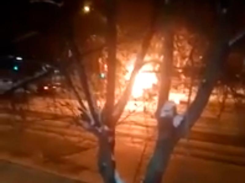 """Взрыв """"Газели"""" в Магнитогорске, 1 января 2018 года"""