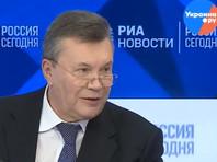 """Янукович объяснил свое свержение на """"блатном"""" жаргоне: """"кинули как лоха"""""""