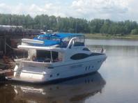 Власти Хабаровского края выставили на продажу правительственную яхту за 60,4 млн рублей