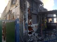 Во время пожара погибли сестры в возрасте шести и 10 лет, их 16-летний брат, а также девочки 11 и 18 лет