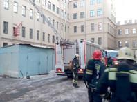 В Петербурге во время ремонта частично обрушился корпус университета ИТМО (ФОТО, ВИДЕО)