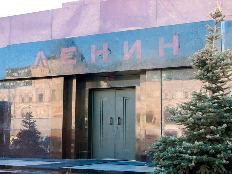 Мавзолей Ленина закрывается на два месяца на профилактику