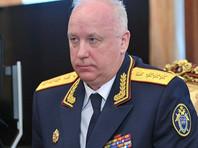Бастрыкин утвердил установку у дверей СКР скульптуры архангела Михаила за 13 млн рублей