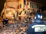 В Красноярске взрыв газа разрушил 6 квартир жилого дома, погибла женщина